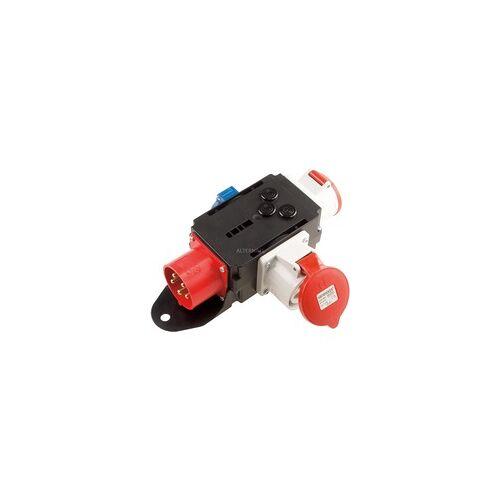Bachmann CEE-Adapter mit Absicherung 349.007