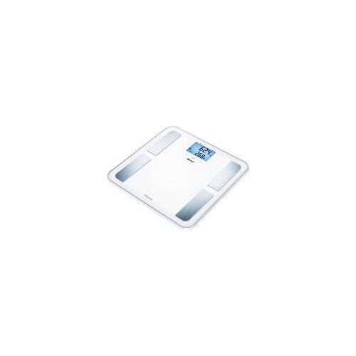 Beurer Körperanalysewaage BF 850 White