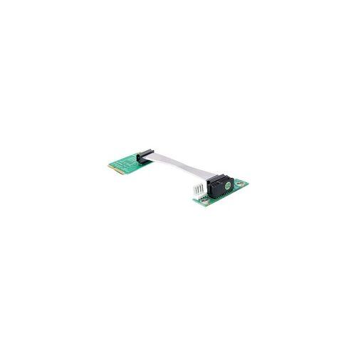 Delock Riser Card PCIe X1 flexibel