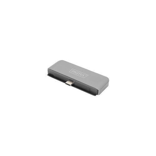 Digitus USB-C Mobile Dock, Dockingstation
