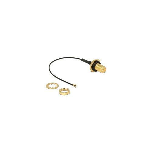 Delock Antennenkabel RP-SMA Buchse  MHF IV/HSC, Adapter