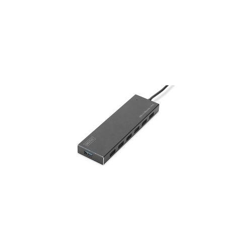 Digitus USB 3.0 Hub 7-Port, USB-Hub