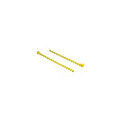Delock Hitzebeständige Kabelbinder L 200 x B 7,5 mm