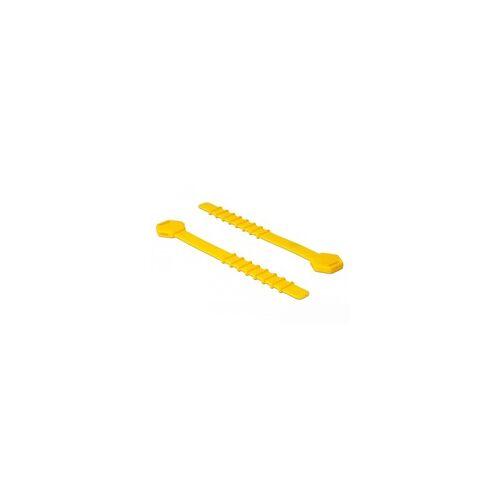 Delock Wiederverwendbare Silikon-Kabelbinder