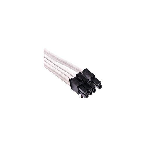 Corsair Premium Sleeved PCIe-Dualkabel Typ 4 Gen 4, Y-Kabel