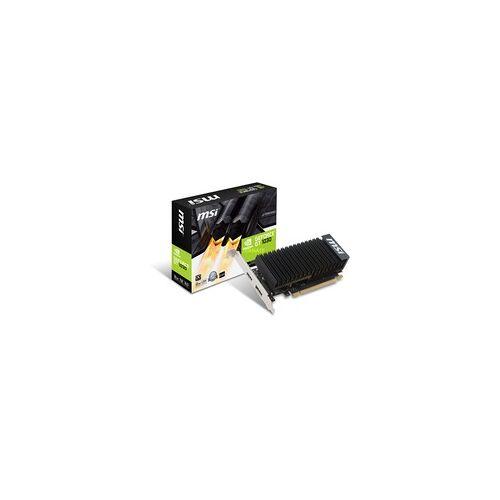 MSI GeForce GT 1030 2GH LP OC, Grafikkarte