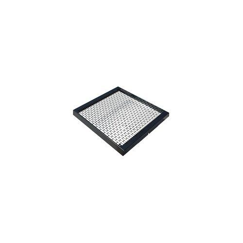 Watercool MO-RA3 360 FAN GRILL - CLASSIC - BLACK, Blende