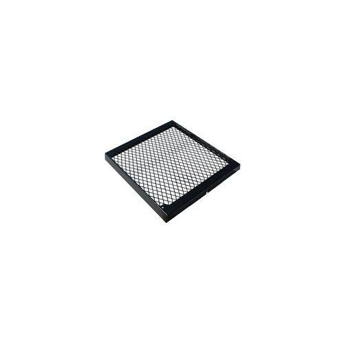 Watercool MO-RA3 420 FAN GRILL - DIAMOND - BLACK, Blende