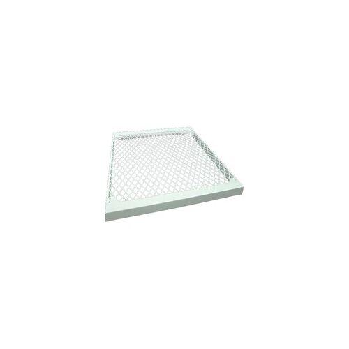 Watercool MO-RA3 360 FAN GRILL - DIAMOND - WHITE, Blende