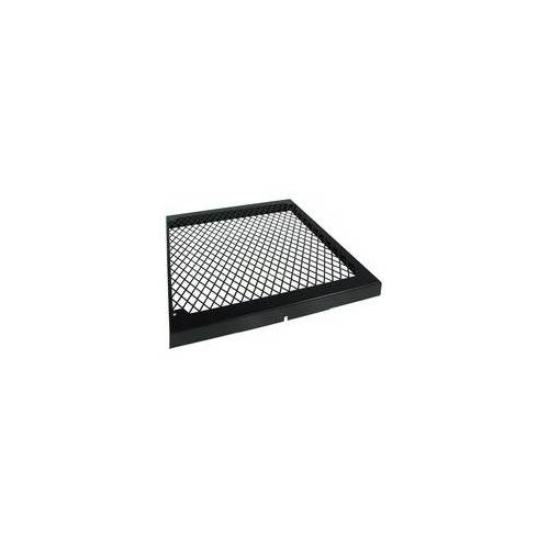 Watercool MO-RA3 360 FAN GRILL - DIAMOND - BLACK, Blende