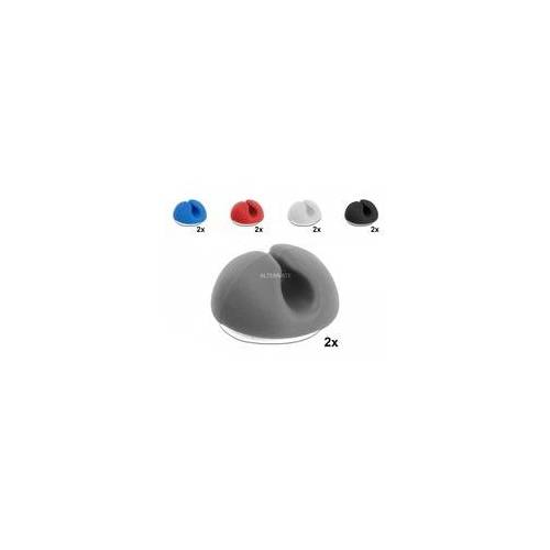 Delock Kabelhalter Mini, Halterung