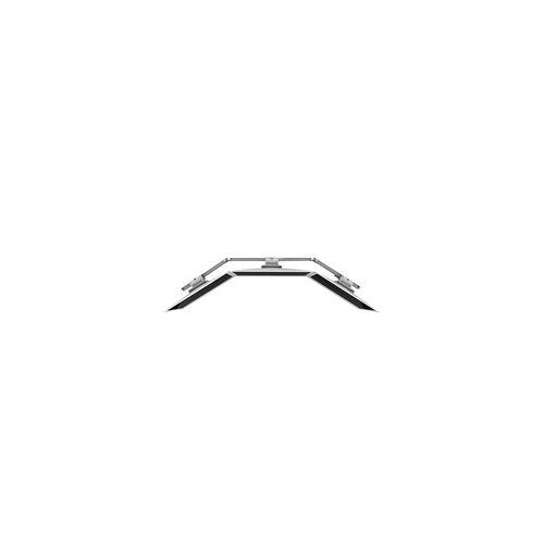 Ergotron HX Triple-Monitor Bogen-Kit, Monitorhalterung