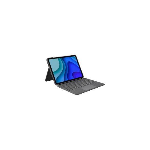Logitech Folio Touch, Tastatur