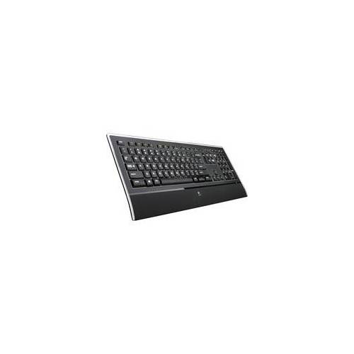 Logitech Illuminated Keyboard K740, Tastatur