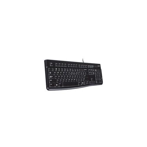 Logitech Keyboard K120 for Business, Tastatur