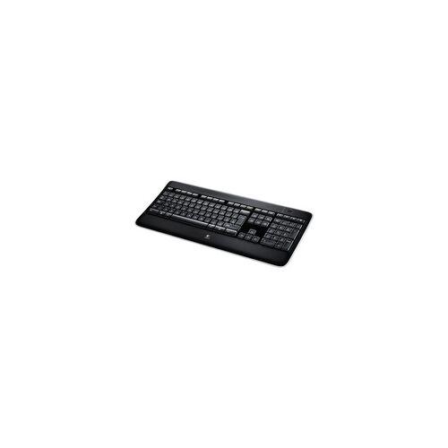 Logitech Wireless Illuminated Keyboard K800, Tastatur