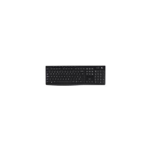 Logitech Wireless Keyboard K270, Tastatur