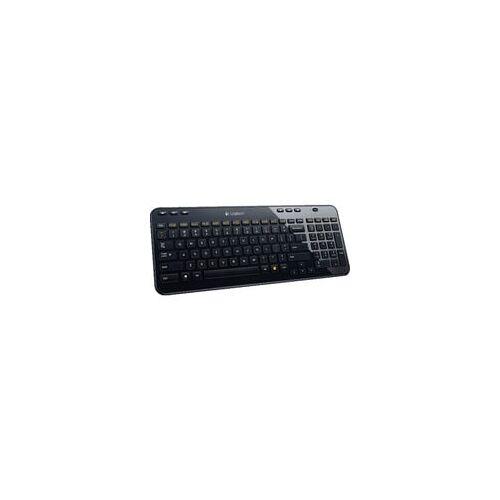 Logitech Wireless Keyboard K360, Tastatur