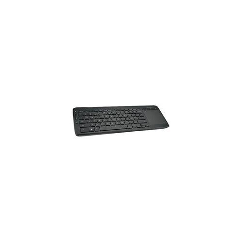 Microsoft All-in-One Media Keyboard, Tastatur