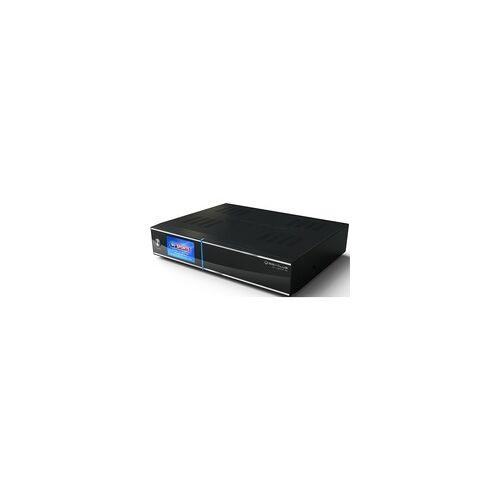 GigaBlue UHD Quad 4K + Single DVB-S2X Tuner, Sat-Receiver
