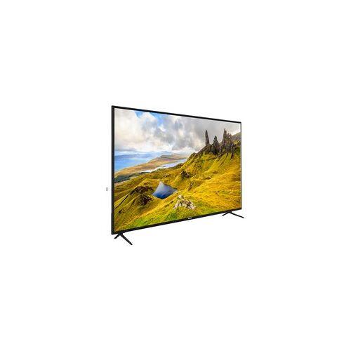Telefunken XU58K521, LED-Fernseher