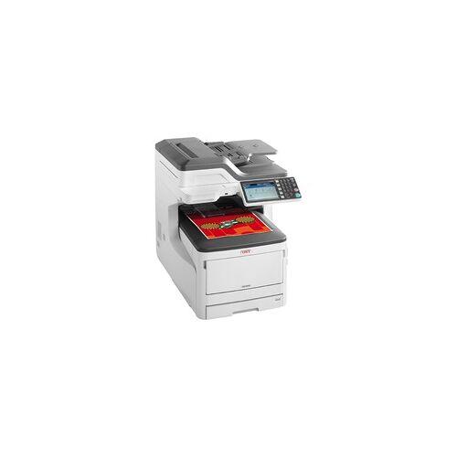 OKI MC853dn, Multifunktionsdrucker