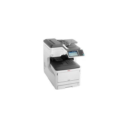 OKI MC883dn, Multifunktionsdrucker