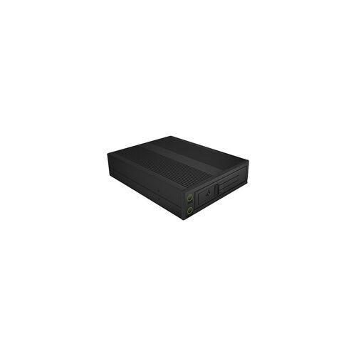 Icy Box IB-176SSK-B, Wechselrahmen