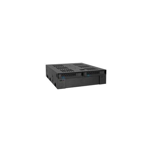 Icy Dock ExpressCage MB322SP-B, Einbaurahmen