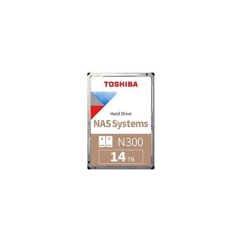 Toshiba N300 14 TB, Festplatte