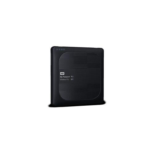 WD 2TB My Passport Wireless Pro WLU3, Externe Festplatte