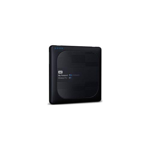 WD My Passport Wireless Pro 4TB, Externe Festplatte