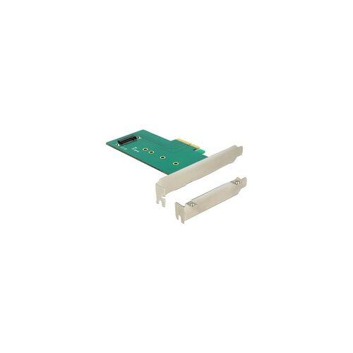 Delock PCIe x4  1 x M.2 Key M NVMe Low, Adapter