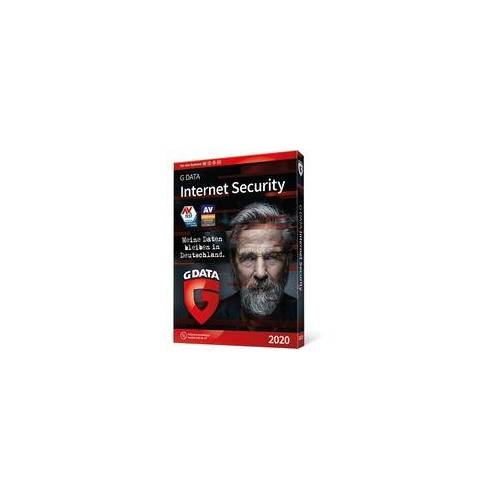 G DATA Internet Security 2020, Sicherheit-Software