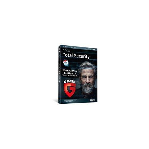 G DATA Total Security 2020     , Sicherheit-Software