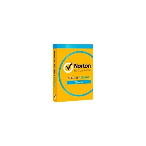 Norton Security Deluxe 3.0, Sicherheit-Software