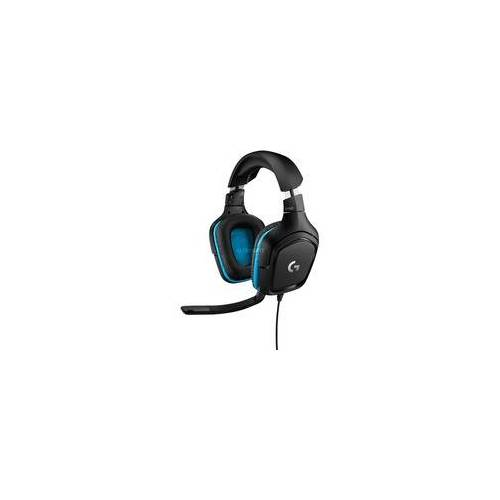 Logitech G432 Gaming Headset, Gaming-Headset