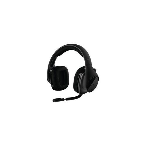 Logitech G533 Wireless Gaming Headset, Gaming-Headset