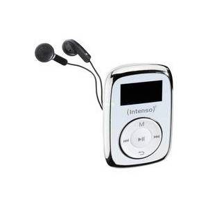 Intenso Music Mover, MP3-Player