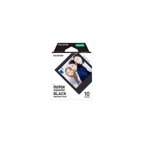 Fujifilm instax SQUARE BLACK Film, Fotopapier