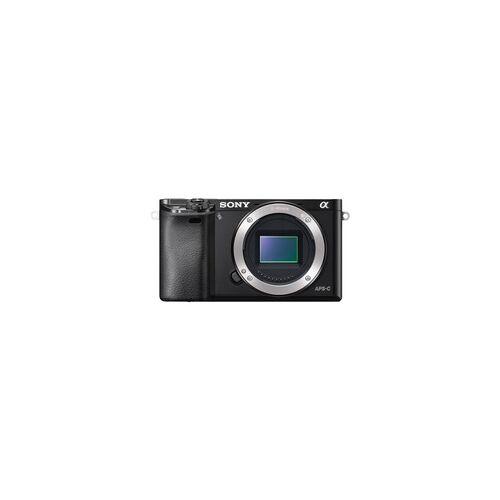 Sony Alpha ILCE-6000B Body, Digitalkamera