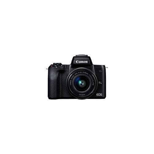 Canon EOS M50 KIT (15-45 mm IS STM), Digitalkamera