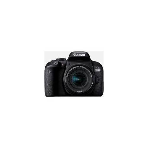 Canon EOS 800D KIT (18-55 mm IS STM), Digitalkamera