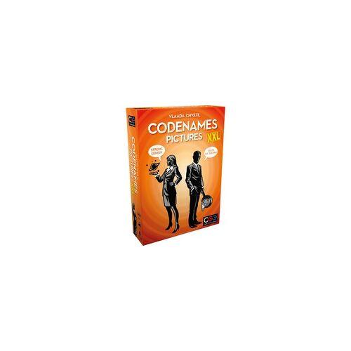 Asmodee Codenames Pictures XXL, Kartenspiel