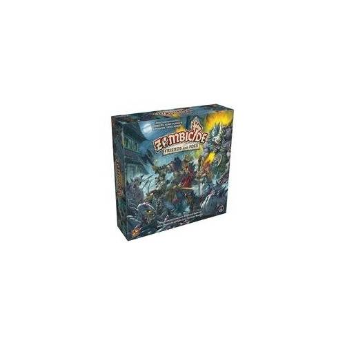 Asmodee Zombicide: Green Horde Friends and Foes, Brettspiel