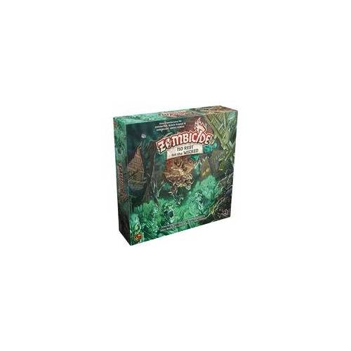 Asmodee Zombicide: Green Horde – No Rest for the Wicked, Brettspiel