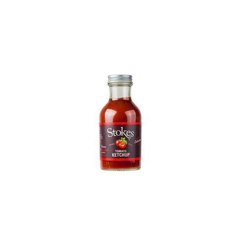 Stokes Sauces Real Tomato Ketchup, Sauce