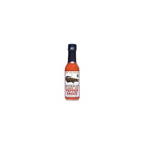 The Original Australian Flamin'' Hot Sauce