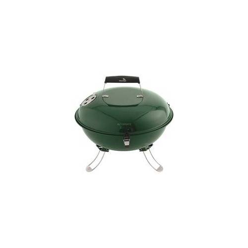 Easy Camp Holzkohlegrill Adventure Grill Green