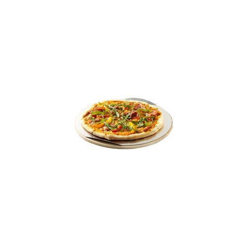 Weber Pizzastein 17058, inkl. Backblech